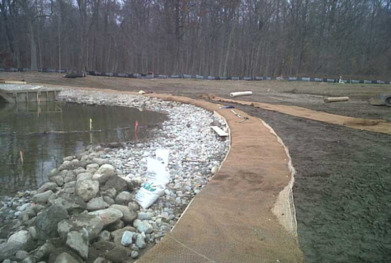 Job Site Services River Realignment Project image