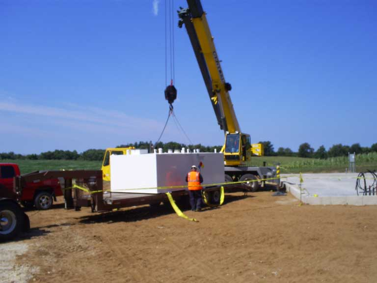 Job Site Services Pipeline Release Remediation project image