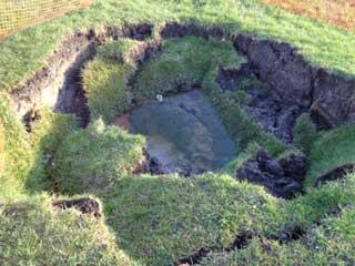 Job Site Services Mine Shaft Abandonment project image