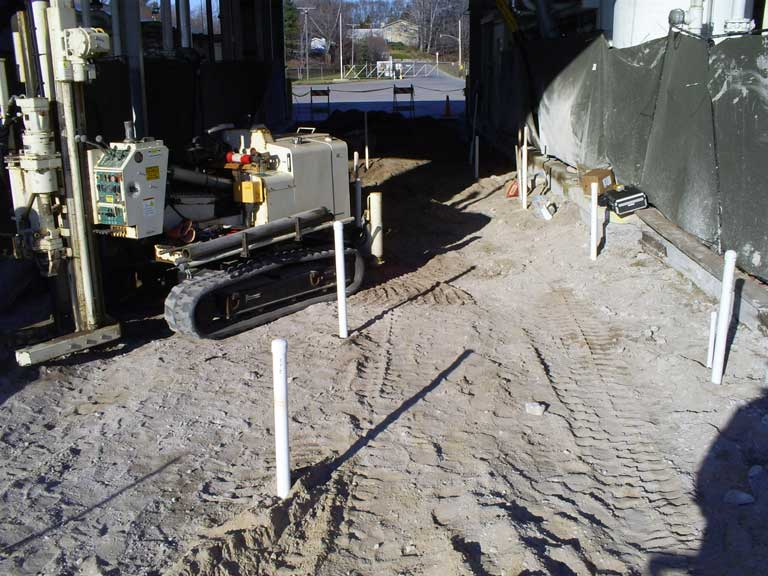 Job Site Services Fuel Terminal Remediation System project image