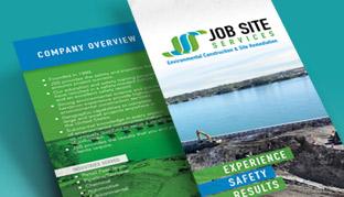 Job Site Services Brochure