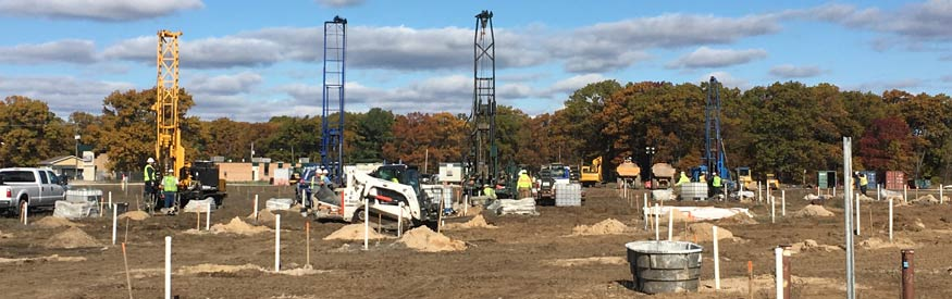 Job Site Services Inc. Environmental Drilling Services image