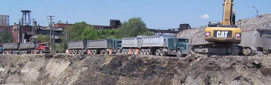Job Site Services Inc. Excavation & Transportation Service image