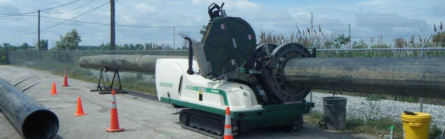 Job Site Services Inc. HDPE-Fusion Service image