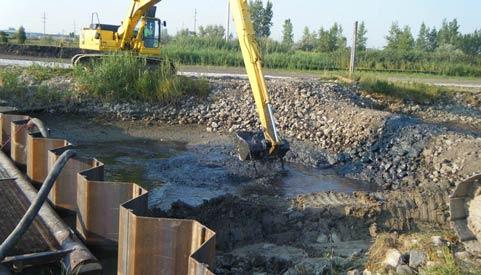 Job Site Services Inc. Sediment Removal Service image