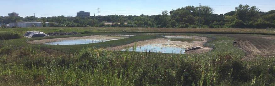 Job Site Services Inc Wetlands Construction Service image